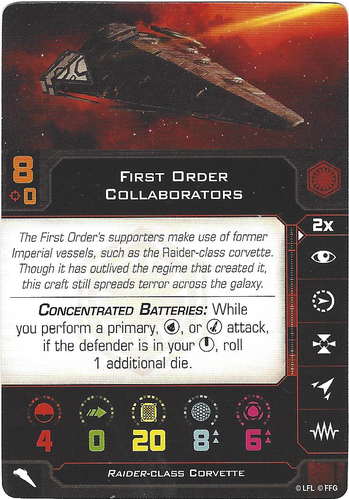 First Order Collaborators