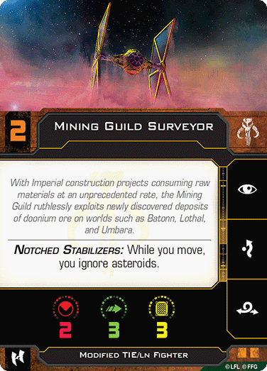 Mining Guild Surveyor