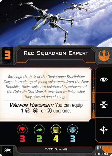Red Squadron Expert