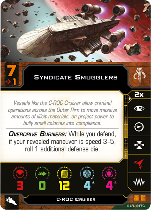 Syndicate Smugglers