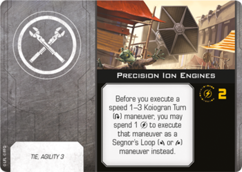 Precision Ion Engines