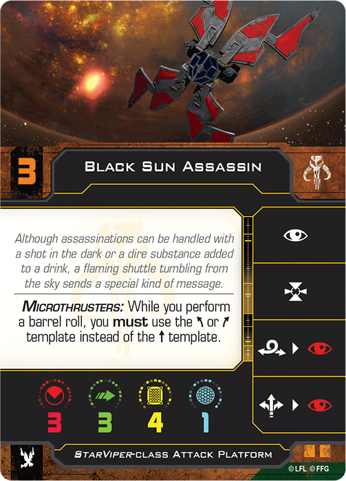 Black Sun Assassin