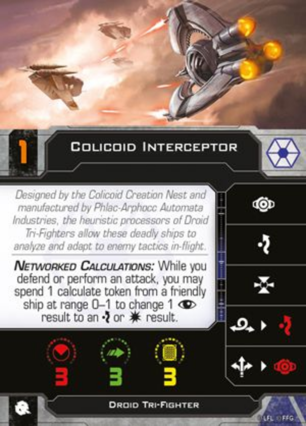 Colicoid Interceptor
