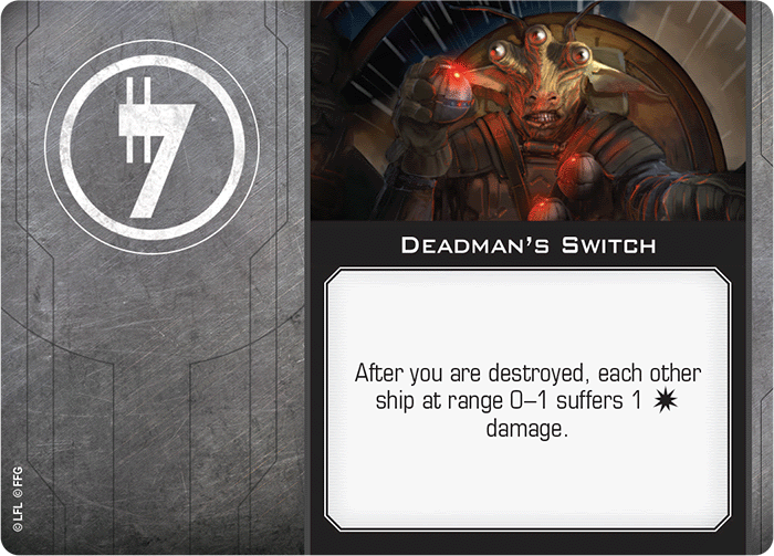 Deadman's Switch