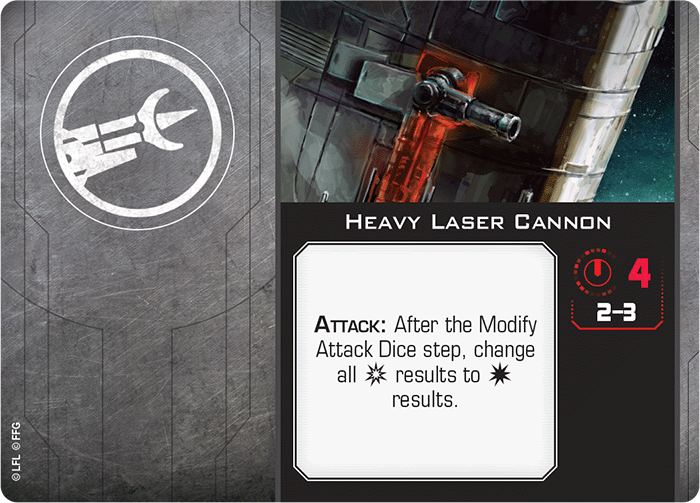 Heavy Laser Cannon