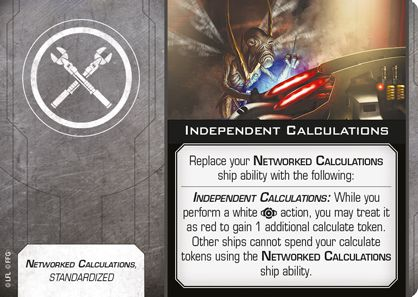 Independent Calculations