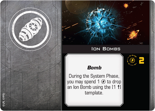 Ion Bombs