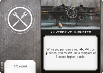 Overdrive Thruster
