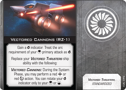 Vectored Cannons (RZ-1)